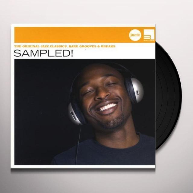 SAMPLED-JAZZ CLUB Vinyl Record - Holland Import