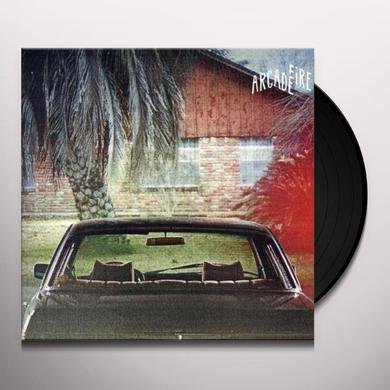 Arcade Fire SUBURBS (GER) Vinyl Record