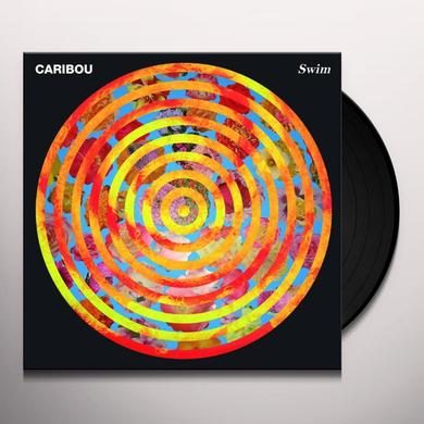 Caribou SWIM Vinyl Record - UK Import