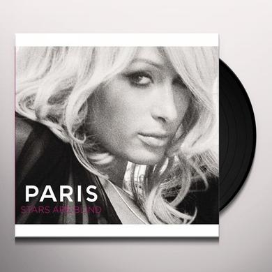 Paris Hilton STARS ARE BLIND PT. 1 Vinyl Record - UK Release
