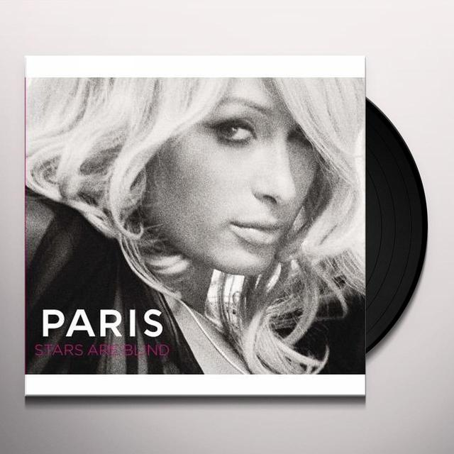 Paris Hilton STARS ARE BLIND PT. 1 Vinyl Record - UK Import