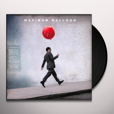 MAXIMUM BALLOON Vinyl Record - Portugal Import