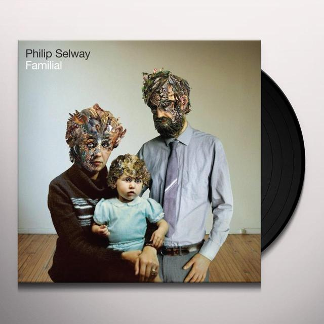 Philip Selway FAMILIAL Vinyl Record
