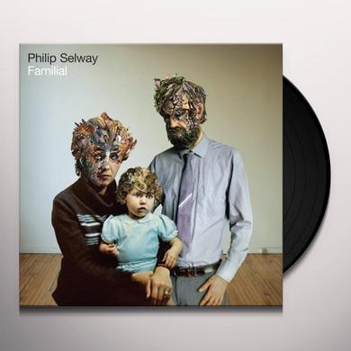 Philip Selway FAMILIAL Vinyl Record - UK Import
