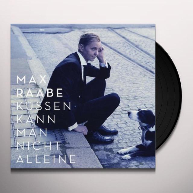 Max Raabe KUESSEN KANN MAN NICHT Vinyl Record