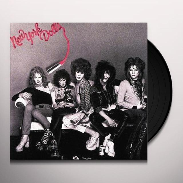 NEW YORK DOLLS Vinyl Record