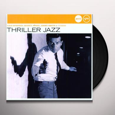Various Artists (Hol) THRILLER JAZZ (HOL) (Vinyl)