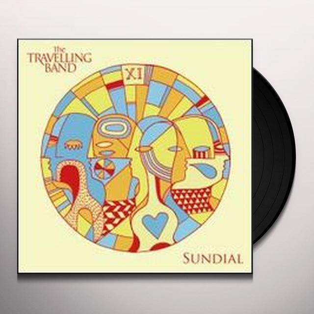 Travelling Band WHOLE NINE YARDS Vinyl Record - UK Import
