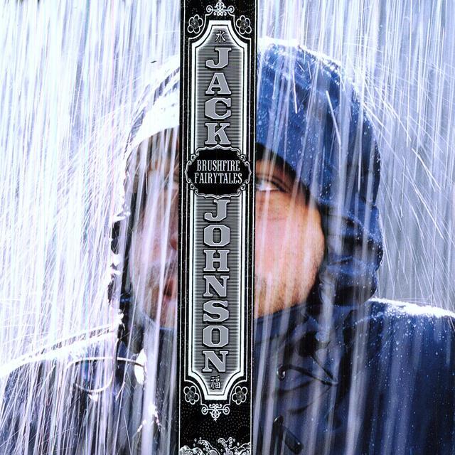 Jack Johnson BRUSHFIRE FAIRYTALES Vinyl Record - Portugal Import