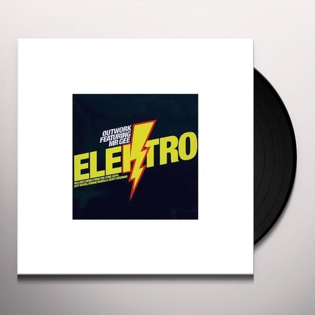 Outwork ELEKTRO Vinyl Record - UK Import