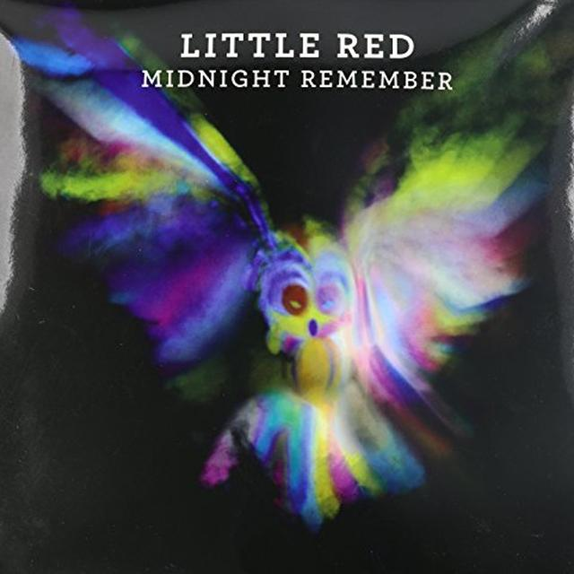 Little Red MIDNIGHT REMEMBER Vinyl Record - Australia Import