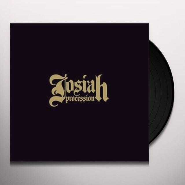 Josiah PROCESSION Vinyl Record - Holland Import