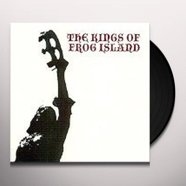 Kings Of The Frog Island III Vinyl Record - Holland Release