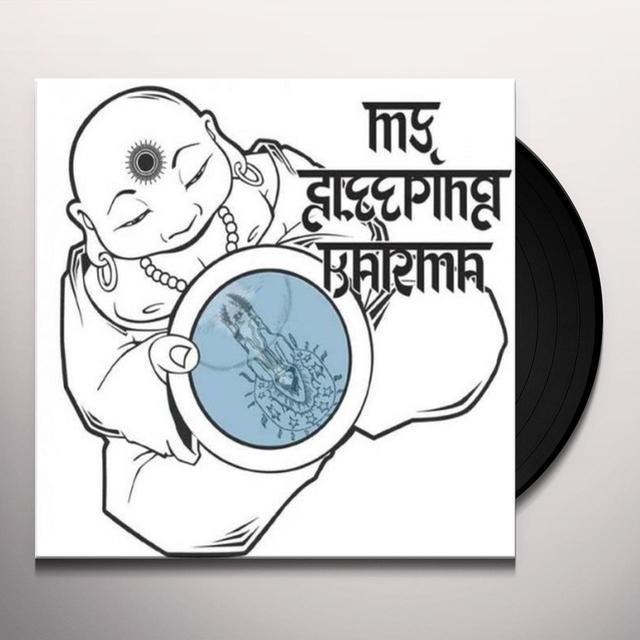 MY SLEEPING KARMA Vinyl Record - Holland Import