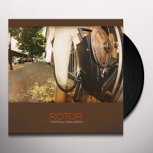 Rotor FESTAAL KREUZBERG (LIVE) Vinyl Record - Holland Import