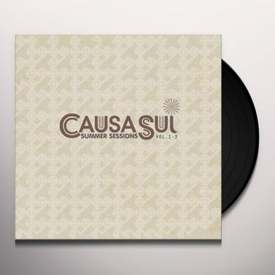Causa Sui VOL. 1-3-SUMMER SESSIONS Vinyl Record - Holland Import