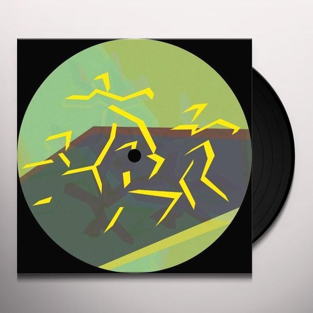 Funkystepz TROUBLE EP Vinyl Record