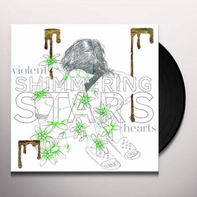 Shimmering Stars VIOLENT HEART Vinyl Record