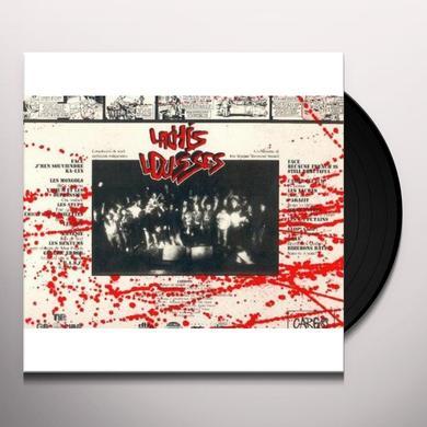 Les Eclairs Me Donnent La Vie QUATRO Vinyl Record