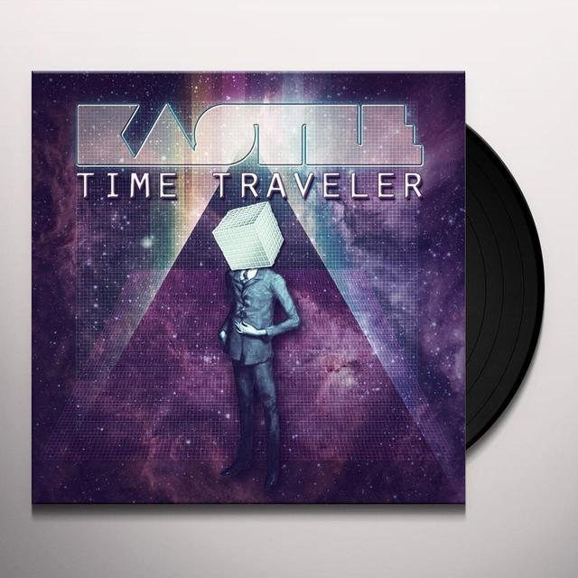 Kastle TIME TRAVELER Vinyl Record