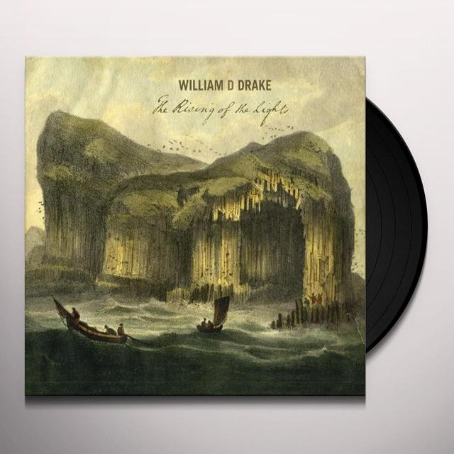William D Drake RISING OF THE LIGHTS Vinyl Record - UK Import