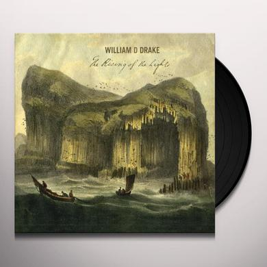 William D Drake RISING OF THE LIGHTS Vinyl Record