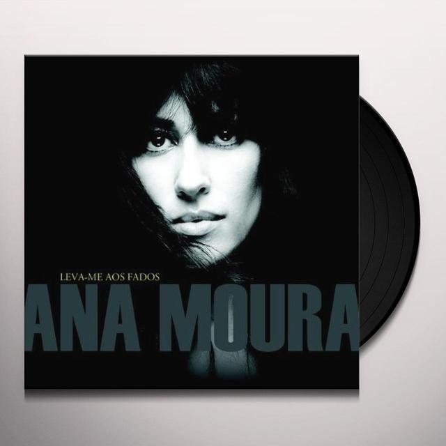 Ana Moura LEVA-ME AOS FADOS (PORT) (Vinyl)