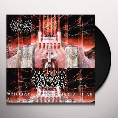 Vader WELCOME TO THE MORBID REICH (FRA) Vinyl Record