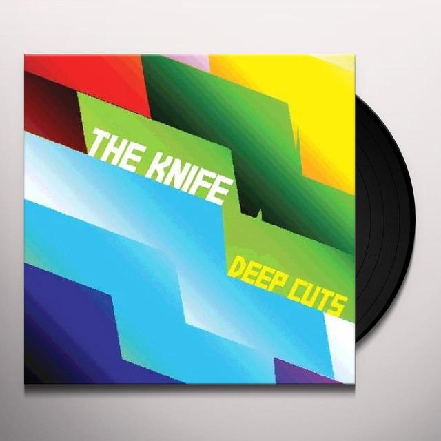 The Knife DEEP CUTS Vinyl Record - UK Release