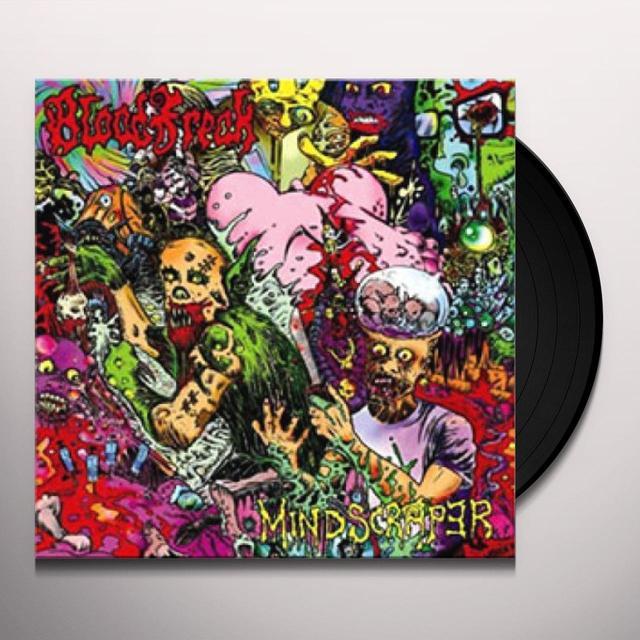 Bloodfreak MINDSCRAPER Vinyl Record
