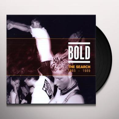 Bold SEARCH: 1985-89 Vinyl Record