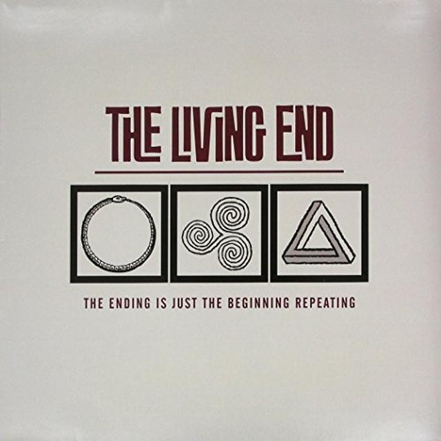 The Living End ENDING IS JUST THE BEGINNING REPEATING Vinyl Record - Australia Import