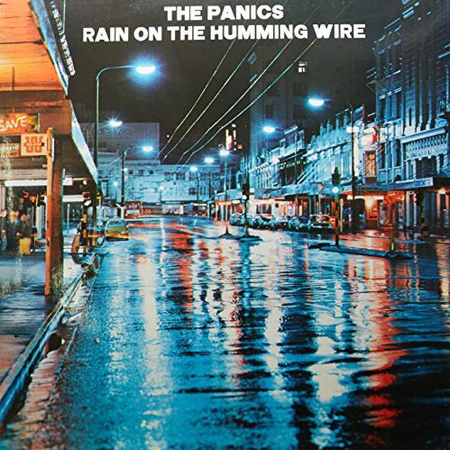 Panics RAIN ON THE HUMMING WIRE Vinyl Record
