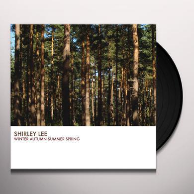 Shirley Lee WINTER AUTUMN SUMMER SPRING Vinyl Record