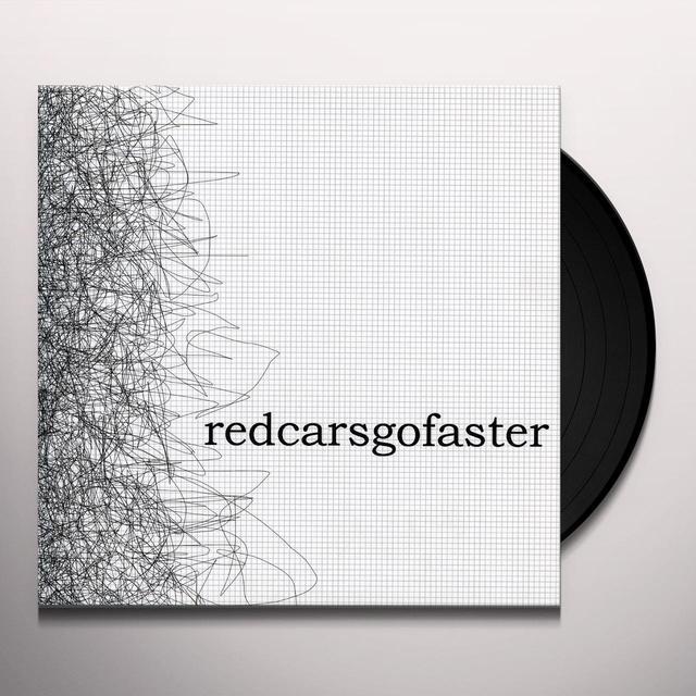 Redcarsgofaster MICRO Vinyl Record