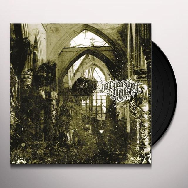 Der Weg Einer Freiheit AGONIE Vinyl Record - Sweden Import