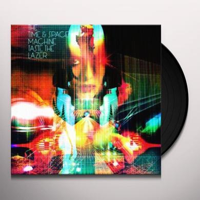 Time & Space Machine TASTE THE LAZER Vinyl Record - UK Import
