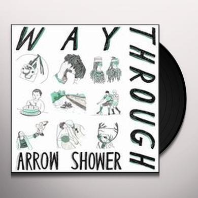 Way Through ARROW SHOWER Vinyl Record - Holland Import