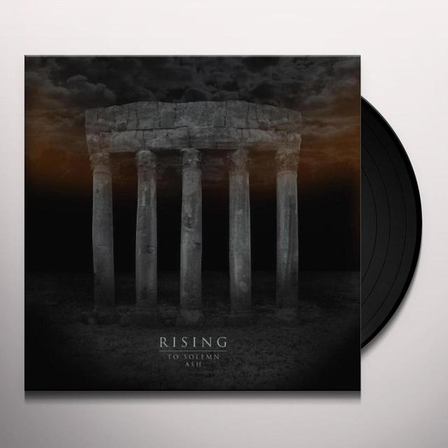 Rising TO SOLEMN ASH Vinyl Record - Sweden Release