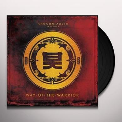 WAY OF THE WARRIOR (FRA) Vinyl Record