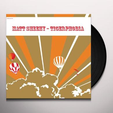 Matt Sheehy TIGERPHOBIA Vinyl Record - Holland Import