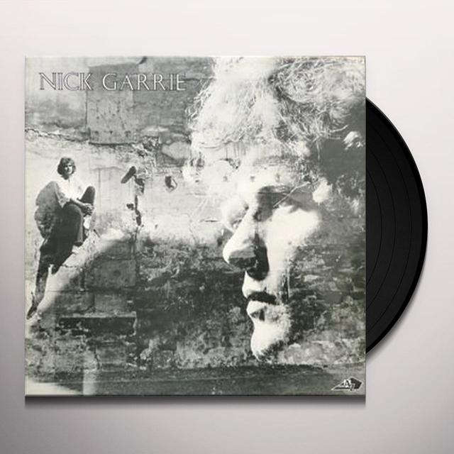 Nick Garrie NIGHTMARE OF JB STANISLAS Vinyl Record - Holland Release