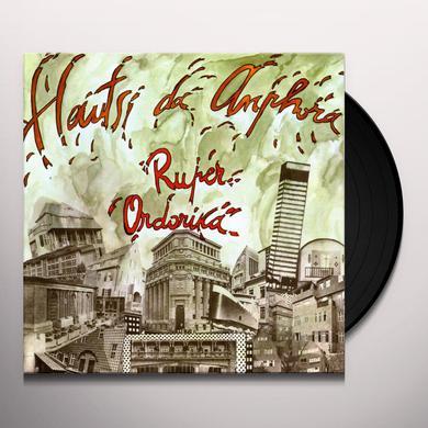 Ruper Ordorika HAUTSI DA ANPHORA-HQ Vinyl Record