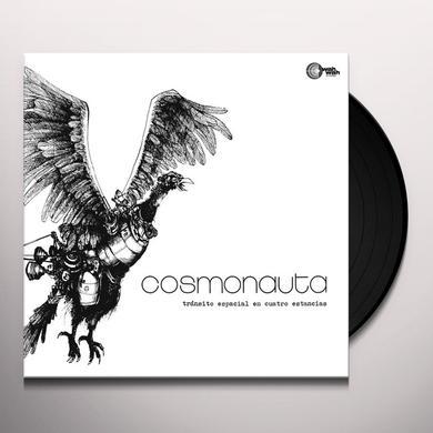 Aguaviva COSMONAUTA Vinyl Record - Holland Import