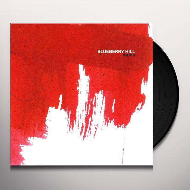 Blueberry Hill GIANTS Vinyl Record