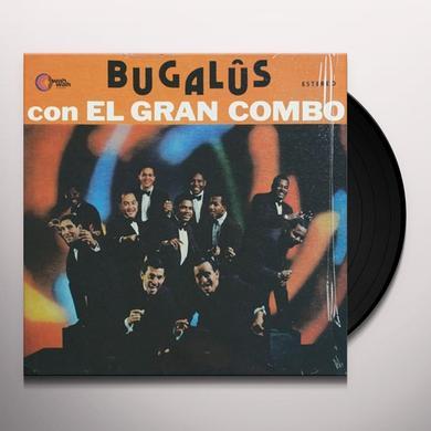 El Gran Combo BUGALUS Vinyl Record