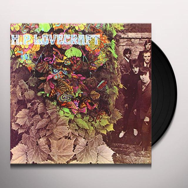 H.P. LOVECRAFT Vinyl Record - Holland Import