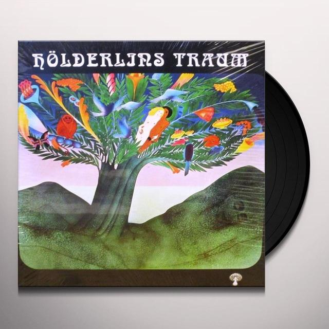 HOLDERLIN'S TRAUM Vinyl Record - Holland Import