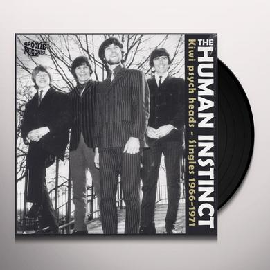 Human Instinct KIWI PSYCH HEADS Vinyl Record - Holland Import