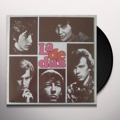 LA DE DAS Vinyl Record - Holland Import